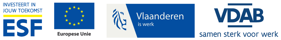 ESF - Europese Unie - Vlaanderen - VDAB